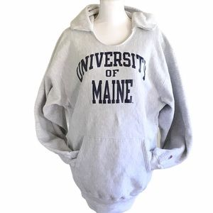 Champion Reverse Weave University Maine Hoodie